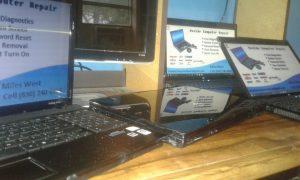 Lots of hp probook computers