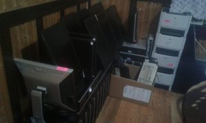 Desktops printers laptops tablets