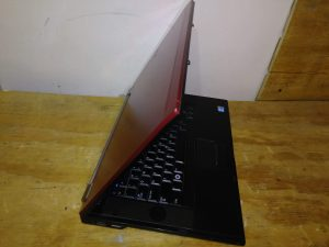 Red Dell Laptop